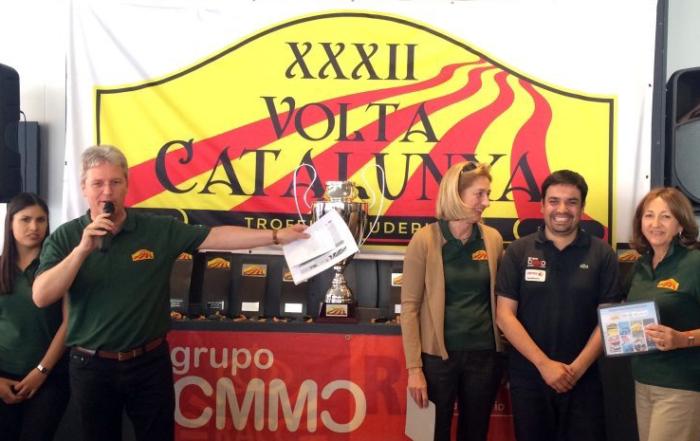 Victòria Argimón y M. Antonia Calvet, ganadoras de la #RepiteLaRallyClassicsExperience