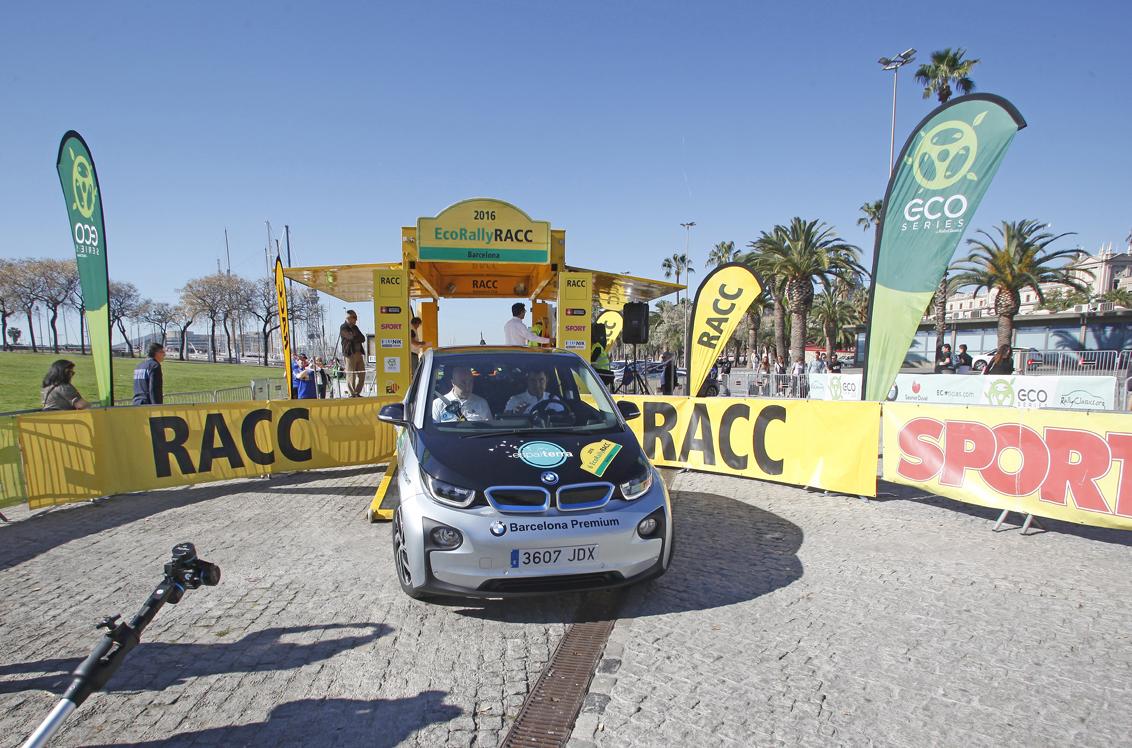 Eco RallyRACC