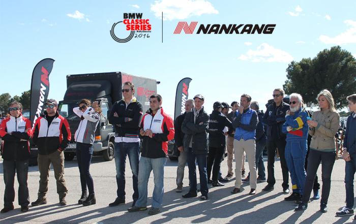 Torna Nankang a les BMW Classic Series