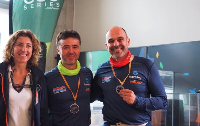 Jordi Martí y Xavi Tibau son de una pasta especial