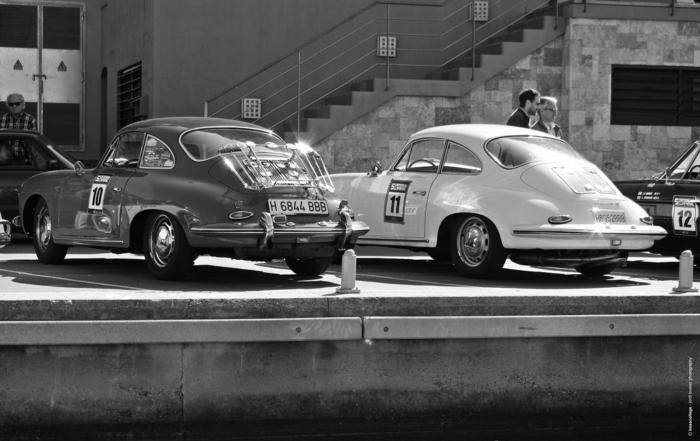 The Costa Brava, home of the 42nd Meeting Porsche 356