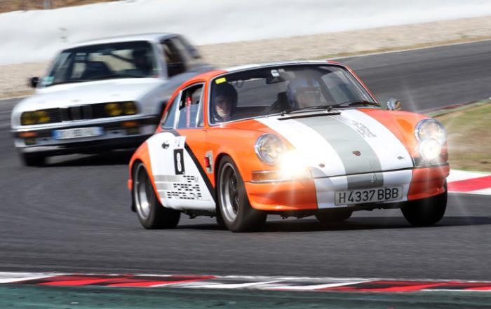 Quart títol per a José Luis Marcó (Porsche); primer de Juan Carlos Martín (Yamaha)