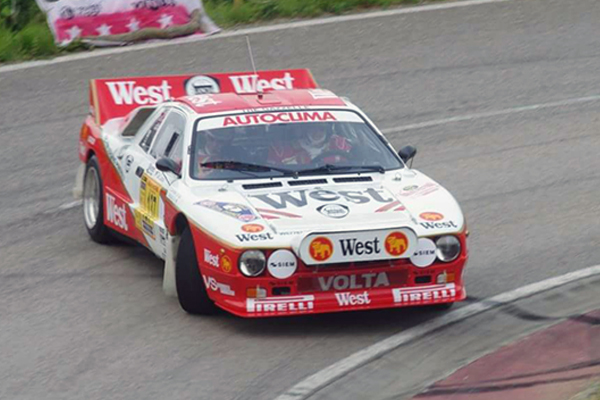 El mítico Lancia 037 de Carlo Capone volverá como Legend