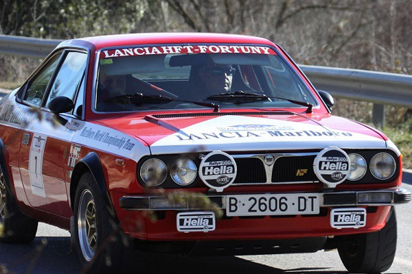 Fortuny-Jiménez, imparables en el XV Rallye d'Hivern