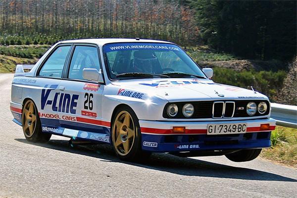 Gutiérrez aspirará a repetir podio en Girona con su BMW M3