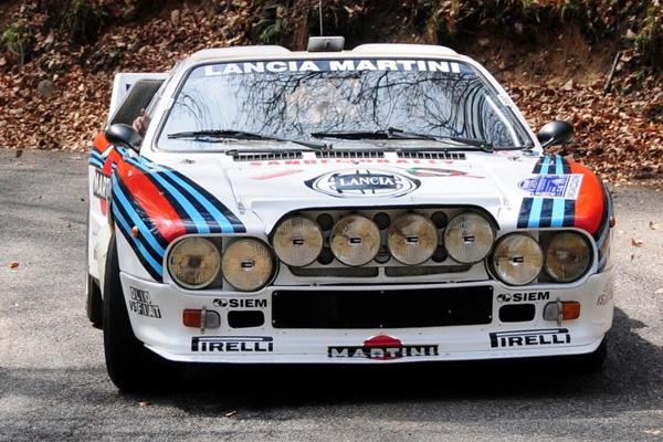 Carrara participará en Legend con el Lancia 037 de Henri Toivonen