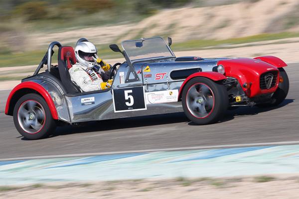 Les Porsche Classic Series inaugurées à Calafat avec plus de 80équipes