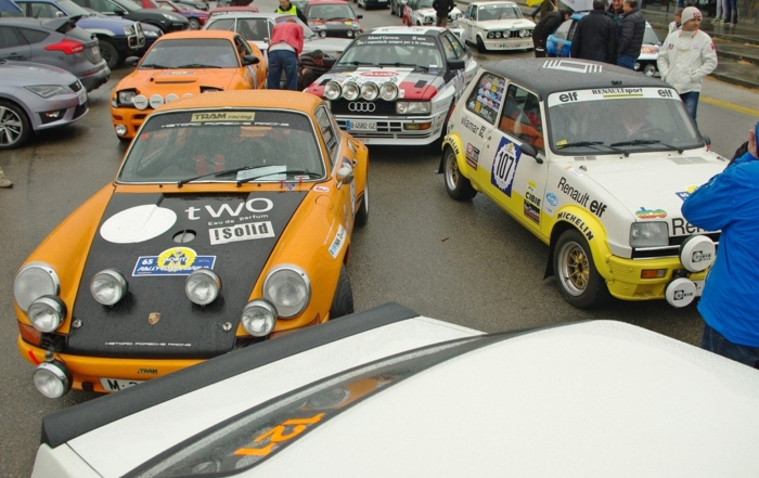 66e Rally Moritz Costa Brava, 100inscrits à 2mois du départ