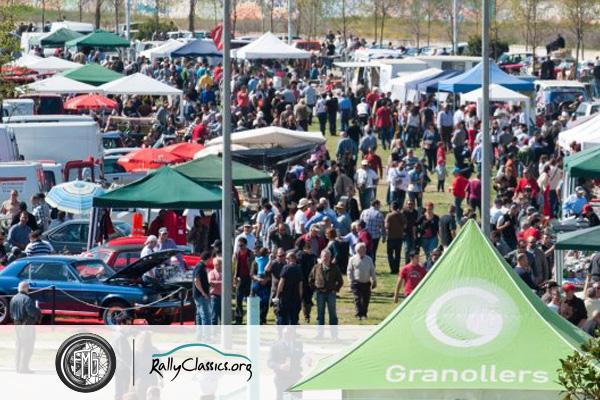 RallyClassics també estarà al Festival del Motor de Granollers