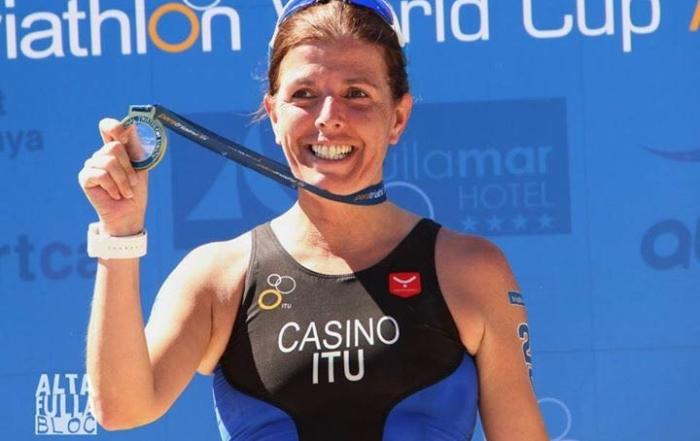 No Límits Barcelona, con la campeona Laia Casino