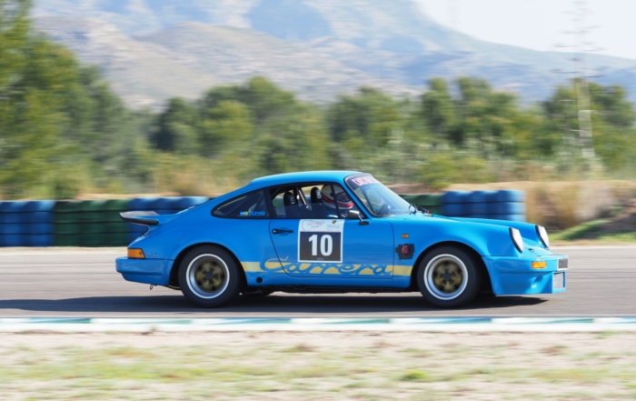 Porsche Classic Series, todos a Calafat el 16 de septiembre