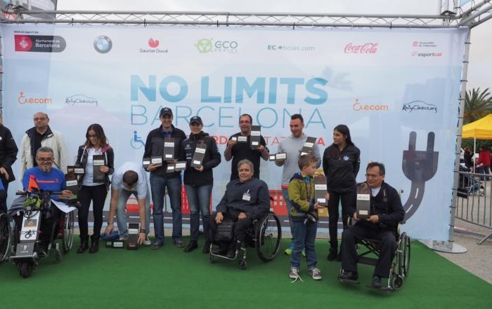 No Limits Barcelona, 28th of october
