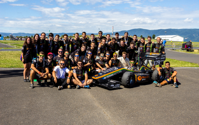 E-tech Racing Team participará en el NO LIMITS