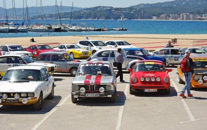 Rally Costa Brava Històric, gran noticia de última hora !!