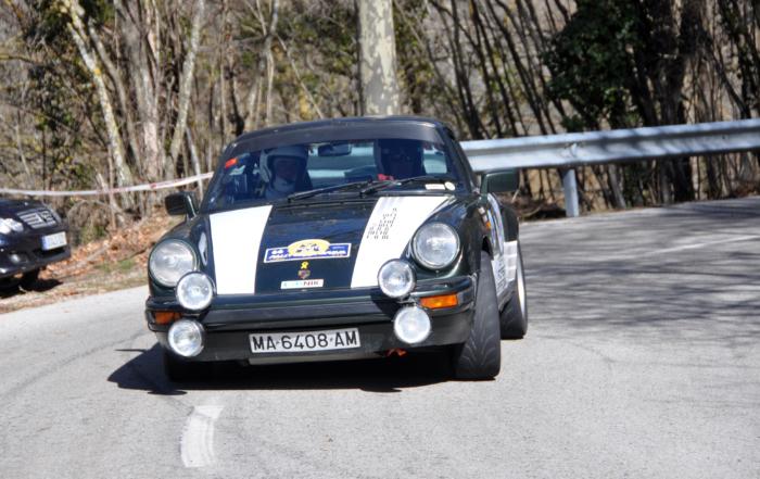 66 Rally Moritz Costa Brava. Clasificaciones finales Regularidad
