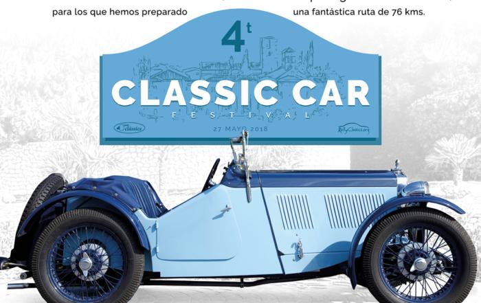 (Español) Classic Car Festival en el Chopard Gentlemen Rally