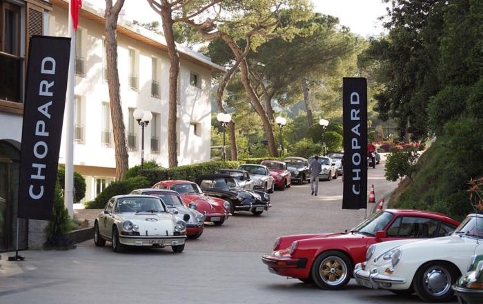 Primera etapa del Chopard Gentleman Rally superada