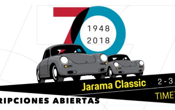 Jarama, a very special event