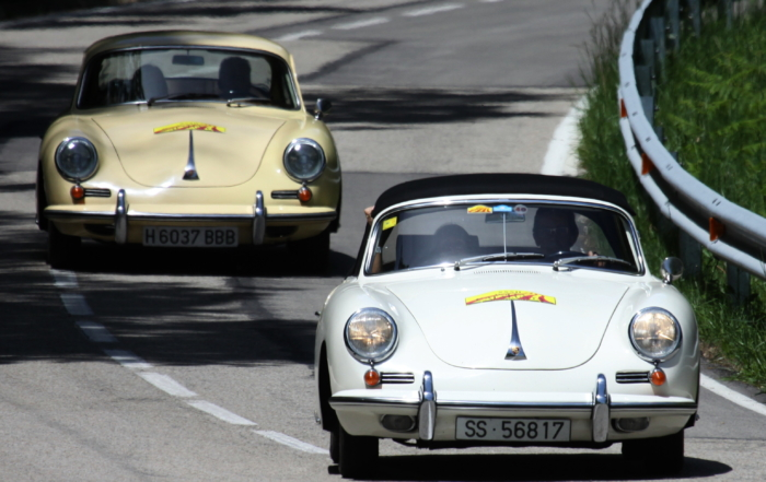 Del Chopard Rally a las Porsche Classic Series del Jarama