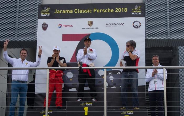 Jarama y Porsche, un fantástico fin de semana