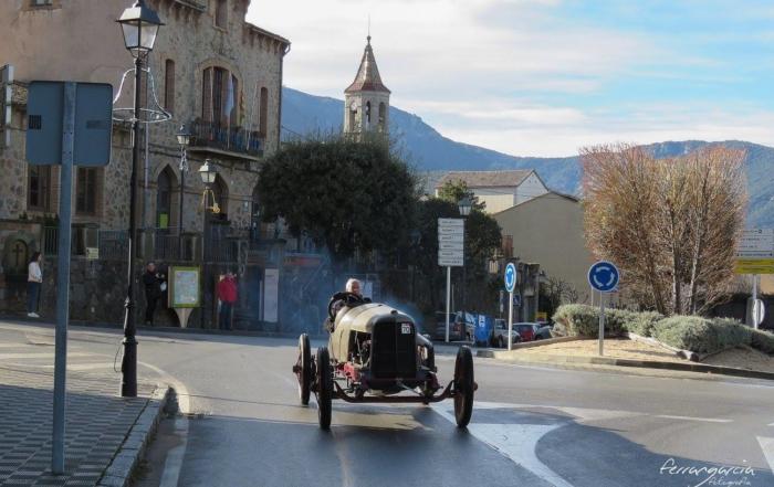 El Abadal Buick de Zanini, en Els Angels Històric