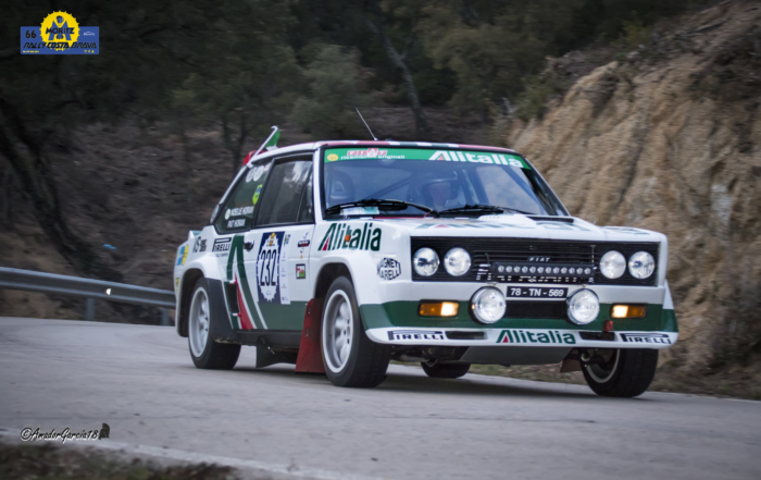 Save the date for the Oldest Rally in Spain