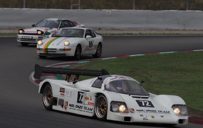 Jaume Campreciós, campió de les Porsche Classic Series 2018