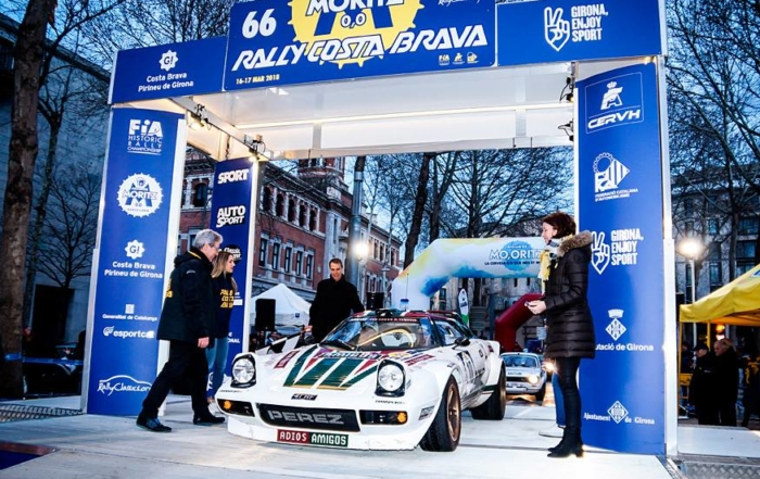 Open registrations of the 67 Rally Moritz Costa Brava