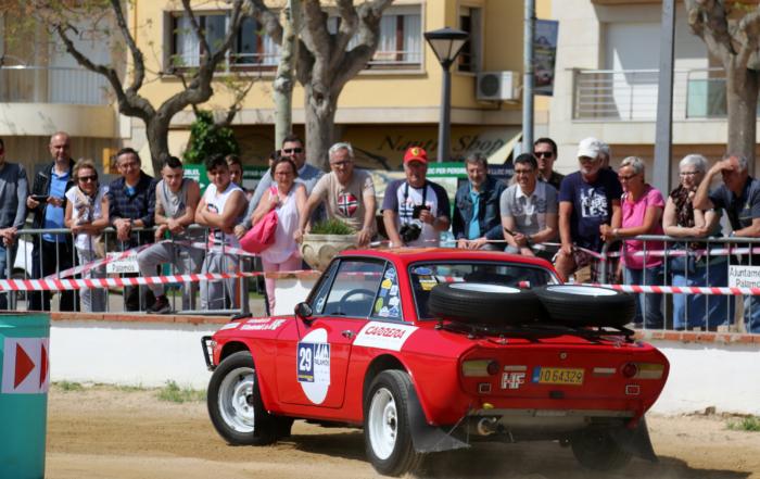 Bonne nouvelle pour le Rally Costa Brava Històric