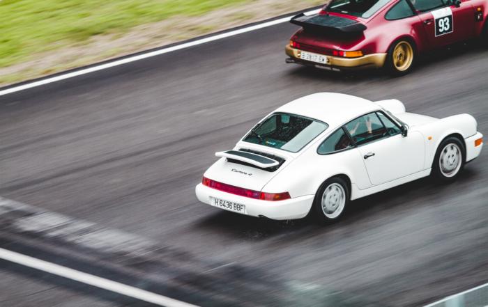 Empiezan las Porsche Classic Series el 23 de febrero en Parcmotor
