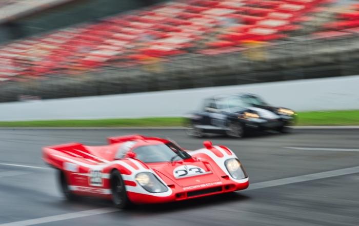 Vuelven las Porsche Classic Series