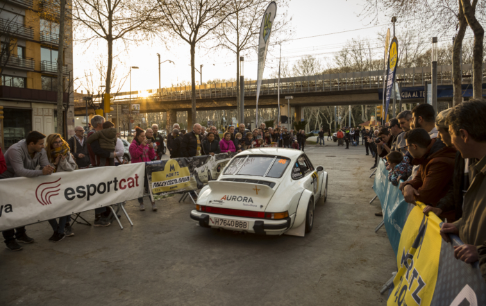 Summary of the 67 Rally Moritz Costa Brava in Teledeporte