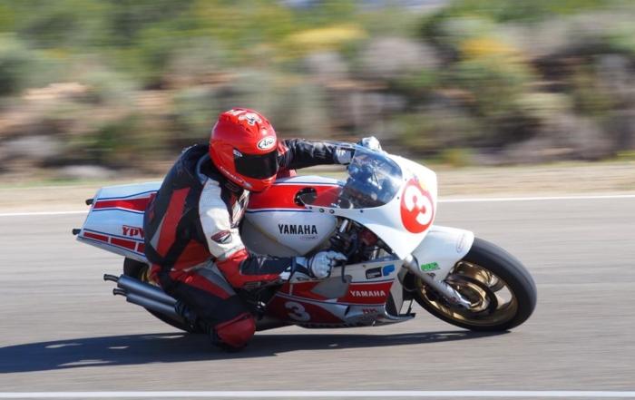 Guillermo Prenafeta se impone en las MotoClassic Series