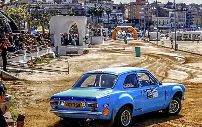 Ya tenemos ganador del concurso fotográfico para el Rally Costa Brava Històric