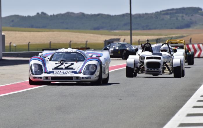 Las Porsche Classic Series en Jarama