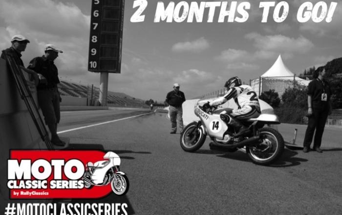 2 meses para las motos!