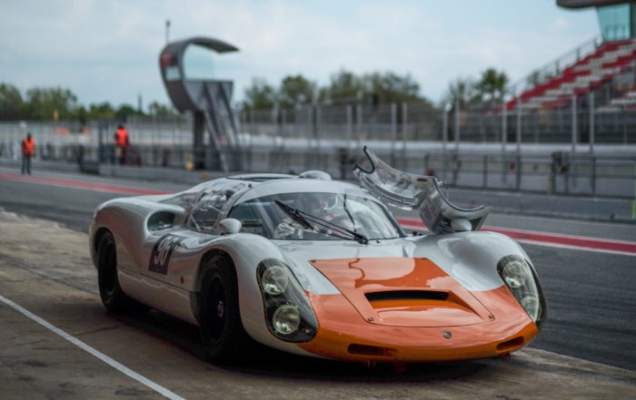 New entrants record at the Porsche Classic Series Final