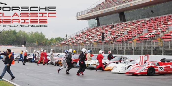 (Español) Programación: Gran Final de las #PorscheClassicSeries