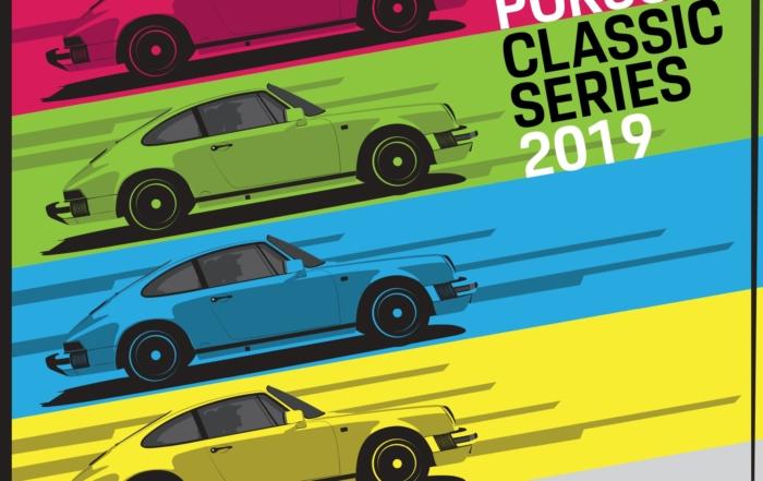 Vuelve la FINAL de las Porsche Classic Series