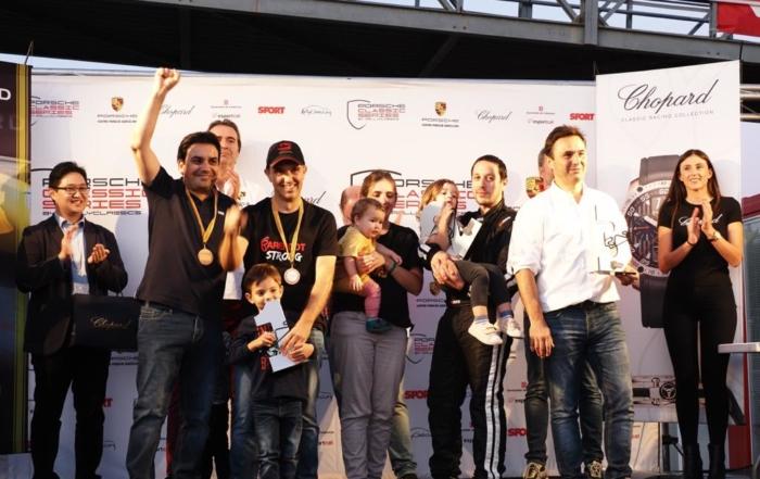 Campeones #PorscheClassicSeries 2019