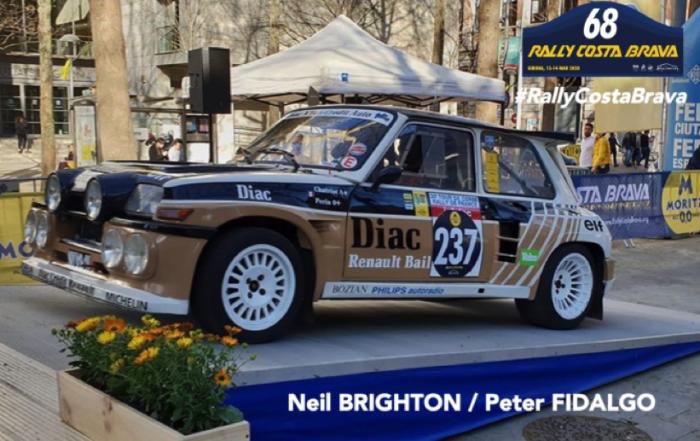 4 mesos per pujar al Pòdium del Rally més antic del país