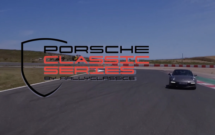 Vídeo temporada 2019 #PorscheClassicSeries