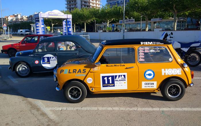 El XVII Rally Costa Brava Històric reunirá a los mejores clásicos