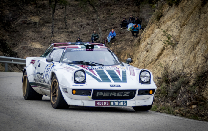 Los Legend del Rally Costa Brava