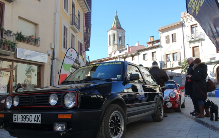 Empieza el XVIII Rallye d'Hivern