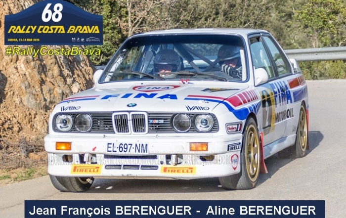 Berenguer-Berenguer will look for victory again