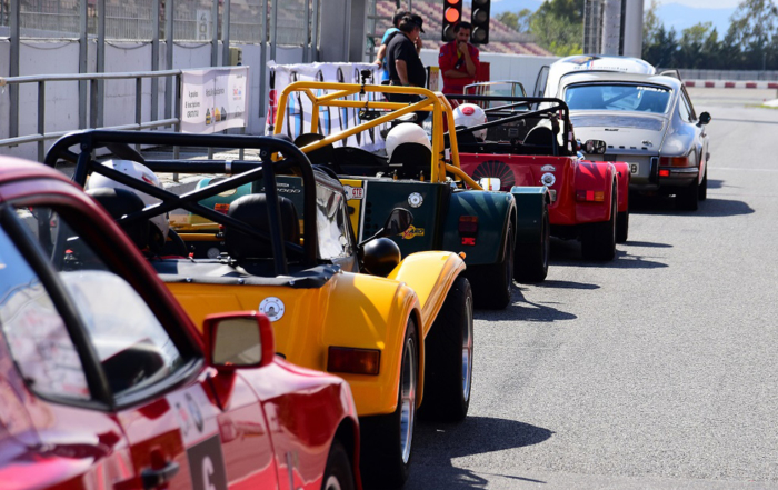 Tornen les Porsche Classic Series