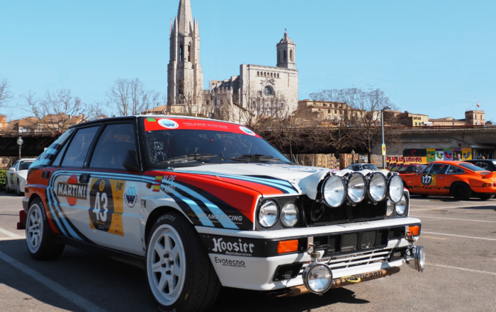 Only a month left for the 68 Rally Costa Brava