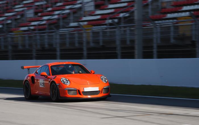 Los Gentleman en las Porsche Classic Series