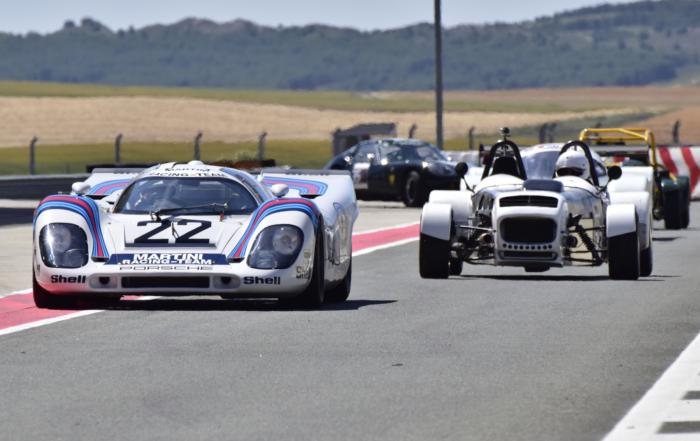Posposem l'inici de les Porsche Classic Series.